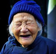 No matter how old we are. . . no matter what kind of journey we've had. . .we never lose the ability to laugh.  What a blessing!