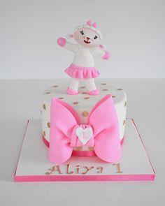 Lambie cake