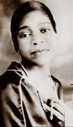 Bessie Smith #Blues