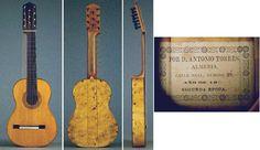 Classical Guitar by Antonio de Torres – $157,000