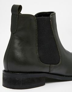 5472f6bd73aa Enlarge ASOS AIRTIME Leather Chelsea Ankle Boots Chelsea Ankle Boots