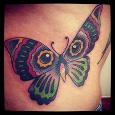 owl butterfly tattoo - Google Search