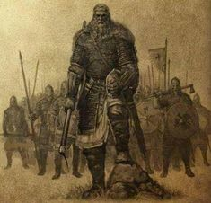 The history of the Vikings is replete with myths, misinformation, romantic notions, and pop culture laziness. The facts about the Vikings are just as interesting as they myths, and have the added…More 4 0 7 5 1 2 Viking Power, Rune Viking, Viking Battle, Viking Life, Viking Warrior, Les Runes, Symbole Viking, Norway Viking, Viking Culture