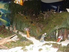 Europe's larges indoor Nativity scene - Vörs The arrangement of a Nativity scene in Vörs is a living tradition dating back more than half a century. The first crib in the Roman Catholic church in the. Roman Catholic, Hungary, Budapest, Nativity, Scene, Painting, Art, Art Background, The Nativity