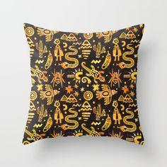 Desert Animals Throw Pillow by stellacaraman Animal Throws, Desert Animals, Deserts, Throw Pillows, Toss Pillows, Cushions, Postres, Decorative Pillows, Dessert