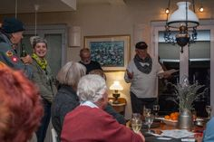 Dani's Photos: Event No 65 Poetry and Potjie on the stoep, Festival wrap-up at Le Bonheur