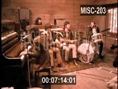 Video of he Band Rehearsing in 1969. #RIPLevon.