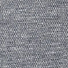 Kaufman Brussels Washer Linen Blend Yarn Dye Grey from @fabricdotcom  From Robert Kaufman Fabrics, this classic light weight linen blend fabric has a beautiful hand and drape. It features the cool comfort of linen with the wearability of rayon. This fabric is perfect for creating pretty dresses, skirts, tops, pants and more! It features yarn dyed cross fibers of white and cool grey, which give it the appearance of chambray fabric.