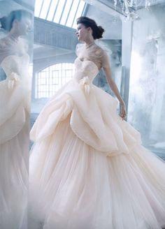 Fashion Friday: Lazaro Spring 2013 | Bride and Breakfast