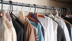 How to Store Your Clothes to Make Them Last Longer via @PureWow