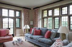 sophia wigram design / house in the cotswolds
