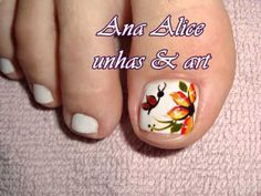 Ana Alice unhas & art - YouTube