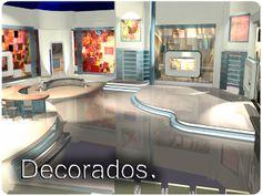 escenografia de television - Buscar con Google