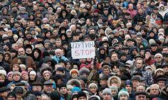 Vladimir Putin tightens grip on Crimea, bringing region to 'brink of war' 3 March 2014