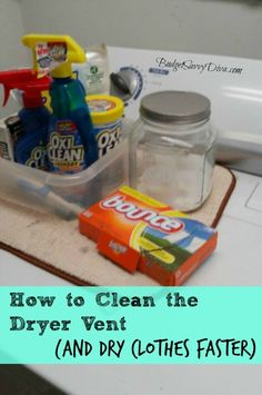 How to Clean Dryer Filter (Dry Clothes Faster)