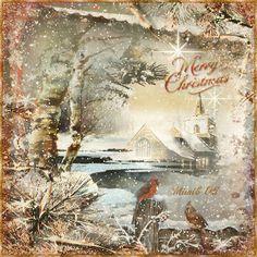 Merry Christmas my dear friend