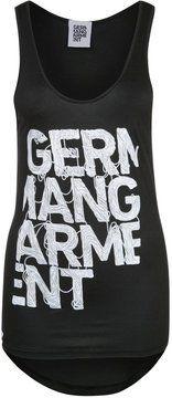 German Garment Top schwarz auf shopstyle.de