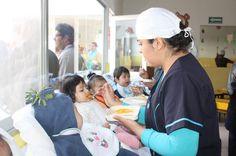 El jefe de Prestaciones Sociales y Económicas, Gabriel Prado Fernández, indicó que esta acción es la resultante de una lucha que las madres trabajadoras de los 163 niños que acuden a esta estancia, habían iniciado apoyadas por el IMSS