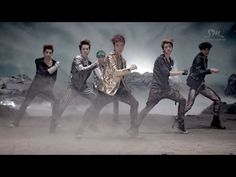 EXO-M_MAMA_Music Video (Chinese ver.)
