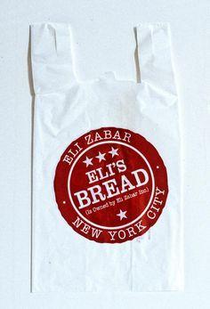 #carrierbags NYC 2000s Eli Zabar  via @JakeTilson