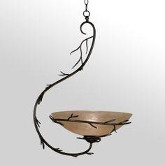 Laing Bronze Pendant