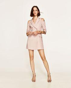 BLAZER DRESS-View All-DRESSES-WOMAN   ZARA United States