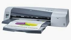 HP Designjet 100Plus Driver Printer