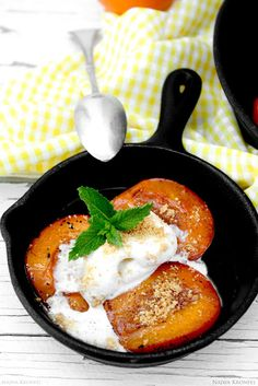 Delicious Shots: Baked Apricots