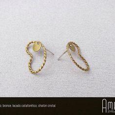 #joyería #jewelry #aretes #earrings #capricorn #precolombino #handmade #hecho a mano
