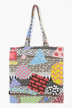 Nutty Tote Bag, try and make something similar, tote bags are easy