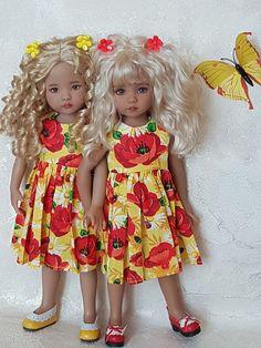 Christmas Toilet Paper, Doll Dresses, Little Darlings, Beautiful Dolls, Ava, Harajuku, Modern, Style, Fashion