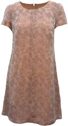 George & Jean Brocade Shift Dress www.georgejean.com