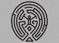 The Maze T-Shirt by SnorgTees. Men's and women's sizes available. Check out our full catalog for tons of funny t-shirts.