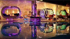 Free Beach bar by the night, illuminating Mylopotas Beach...☀️😎🌈🌊💙#summeringreece #travel #iosgreece #greecetagram #welovegreece #visitgreece #sea #crystalwaters #blue #cabanas #view #beachlife #beaches #greekislands #greece #cyclades #cyclades_islands #hellas #summer2017 #beachbar #mylopotas #pool #unique #design #nationaldestinations #welovetoexplore #cocktails #sea #cabanas #drone #art #artisticdesign