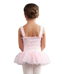 Another great find on #zulily! Pink Tutu Leotard - Toddler & Girls by Capezio #zulilyfinds