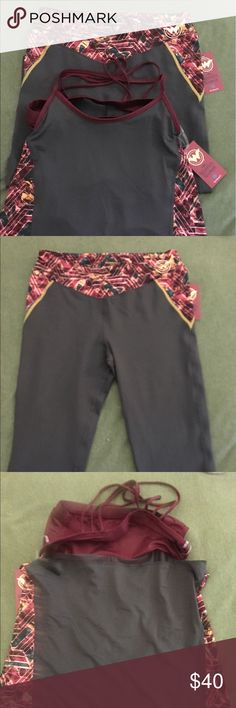 Wonder Woman outfit Maroon and gray size lg Wonder Woman outfit DC Pants Track Pants & Joggers