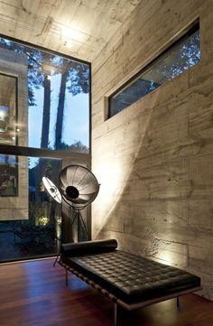Living Room, Casa Corello, By Paz Arquitectura
