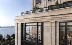 New luxury apartments located at 70 Vestry Street in New York, NY