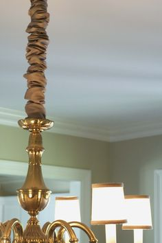 Cover Ease Chandelier Chain Covers