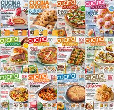cucina moderna 2015 full year issues collection ita italian 12 issues 11