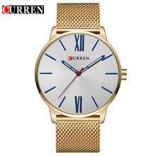 CURREN Brand 2017 tops Simple Minimalism luxury Quartz wrist Watches f                      – SpeechforFree