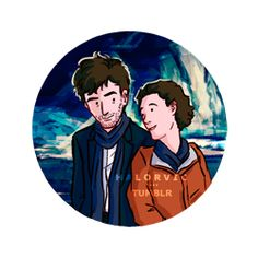 Series: Broadchurch Character: Alec Hardy (David Tennant) and Ellie Miller (Olivia Colman) Size: inch button 10th Doctor, Doctor Who, Series Movies, Tv Series, Movie Theater, Theatre, Beatiful People, Broadchurch, David Tennant