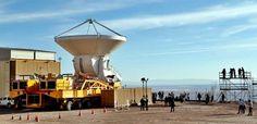 Chile: Maior telescópio do mundo é inaugurado hoje   alien's & android's technologies