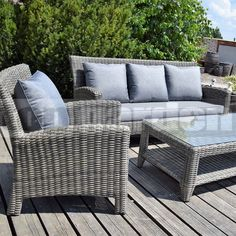 Outdoor Sectional, Sectional Sofa, Outdoor Furniture Sets, Outdoor Decor, Grey, Home Decor, Gray, Modular Couch, Decoration Home