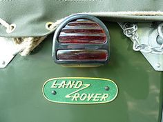 JWF 507 - 1951 Land Rover Series I 80""