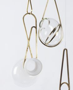 Lindsey Adelman Studio : Catch pendant light