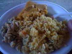 Best Panamanian food!
