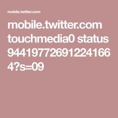 mobile.twitter.com touchmedia0 status 944197726912241664?s=09