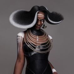 British Hair Awards 2016 - Afro Finalist Collection - ego-alterego.com