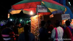 As much as people love Pandal hoping during the Durga Puja, they love eating out. Some pictures of street food at puja pandals. Durga Puja, Some Pictures, Street Food, Times Square, Fair Grounds, Fun, Hilarious